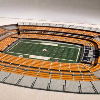 Pittsburgh Steelers 3D Stadium Wall Art