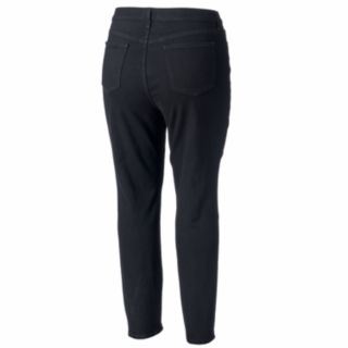 Plus Size LC Lauren Conrad Midrise Skinny Jeans