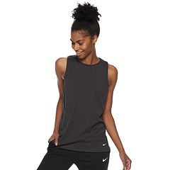 Women's Nike Dri-FIT Open-Back Training Tank