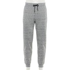 Men's Hollywood Jeans Sherpa Jogging Pants