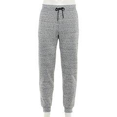 Men's Hollywood Jeans Sherpa Jogging Pants