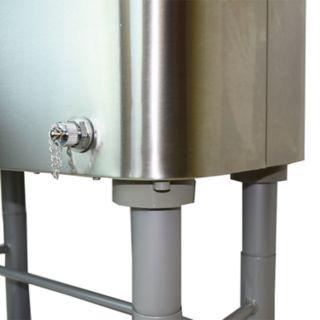 Indoor / Outdoor 15 Gallon Adjustable Cooler Set