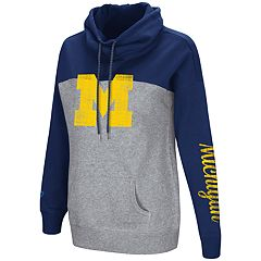Women's Michigan Wolverines Springboard Hoodie