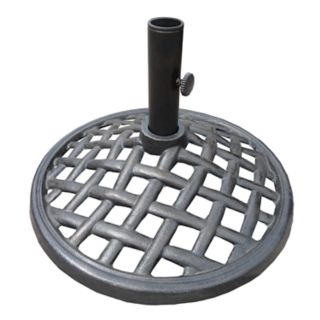 Bali 26.5-lbs. Weighted Patio Umbrella Stand Base