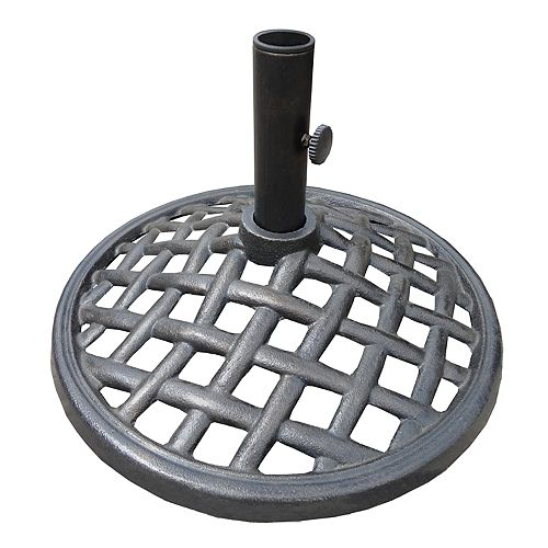 Bali 26 5 Lbs Weighted Patio Umbrella Stand Base