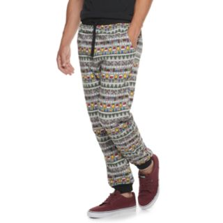 Men's Hollywood Jeans Holiday Jogger Pants