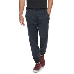 Men's Hollywood Jeans Herringbone Jogger Pants