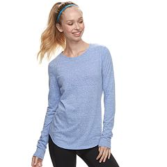 Women's Tek Gear® Crewneck Long Sleeve Tee