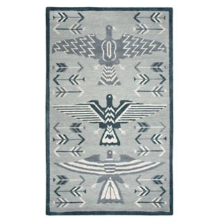 Rizzy Home Mesa Southwest Tribal IX Geometric Rug