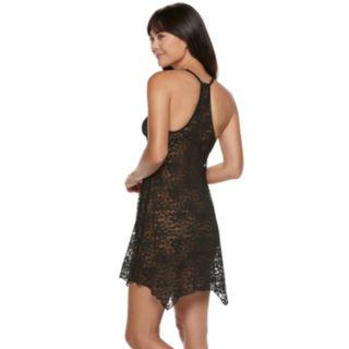 Women's Apt. 9® Sheer Lace Chemise