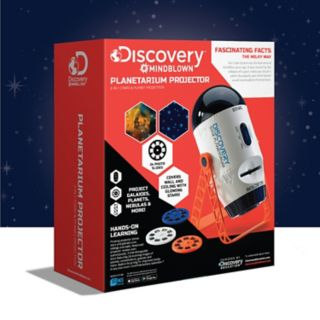 Discovery Planetarium Projector