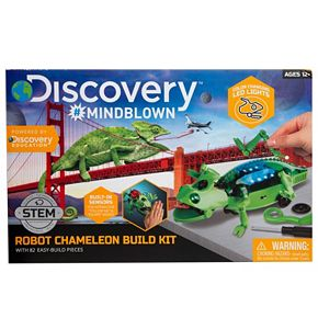 Discovery Robot Chameleon Build Kit