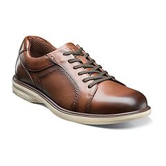 Nunn Bush Mayfield St. Men's Plain Toe Dress Oxford Shoes