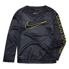 Toddler Boy Nike Micro Dri-FIT Abstract Top