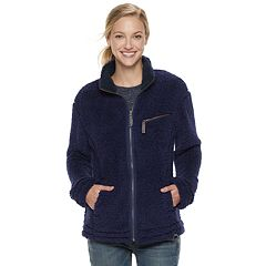 Women's Be Boundless Popcorn Fleece Jacket