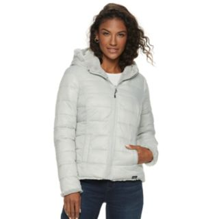 Women's Be Boundless Reversible Quilted Faux-Fur Jacket