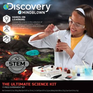 Discovery Mindblown Ultimate Science Experiment Set