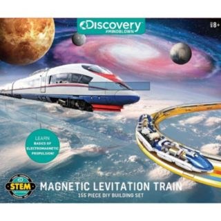 Discovery Magnetic Levetation Train