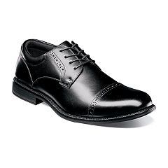 Nunn Bush Nantucket Men's Waterproof Cap Toe Dress Shoes