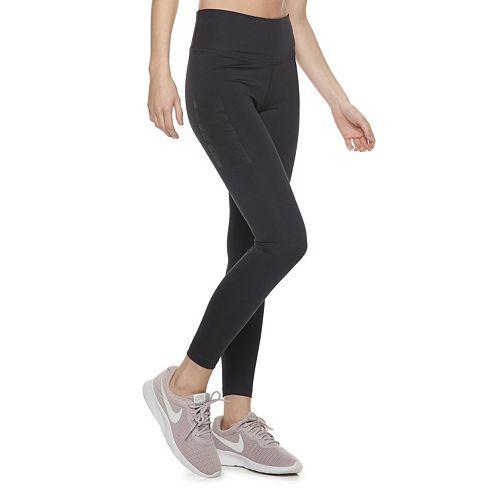 2a2162a540a7e Women's Nike Dri-Fit Power Training High-Waisted Ankle Leggings
