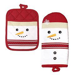 St. Nicholas Square® Snowman Oven Mitt
