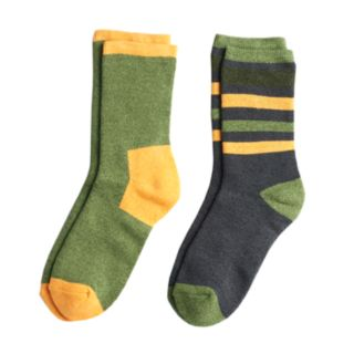 Men's Warwick Valley 2-pack Boot Crew Socks
