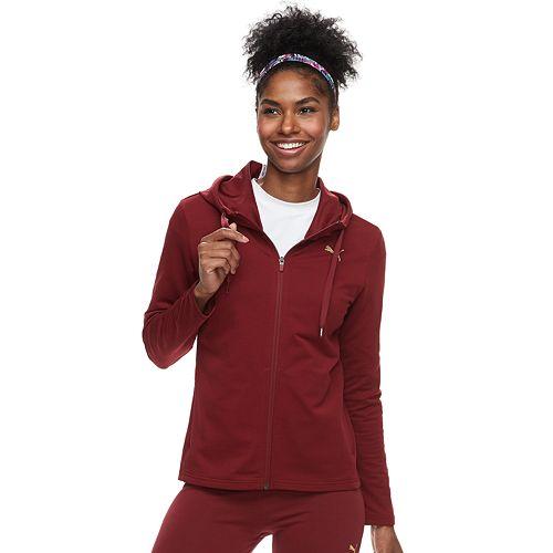 Sport Zip Women's Modern Hoodie Puma Full WDEH2I9Y