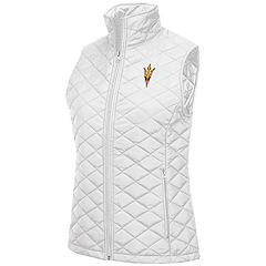 Women's Arizona State Sun Devils Elite Quilted Vest
