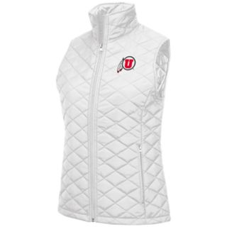 Women's Utah Utes Elite Quilted Vest