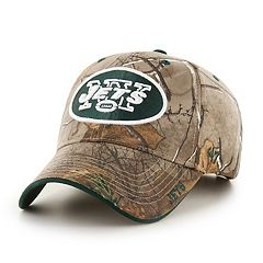 7927492a7aa Adult  47 Brand New York Jets Frost Realtree Adjustable Cap