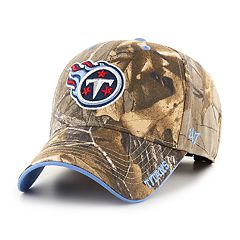 Adult '47 Brand Tennessee Titans Frost Realtree Adjustable Cap