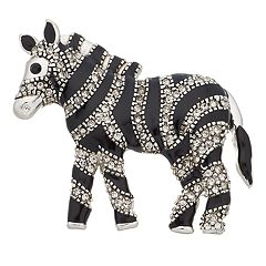 Napier Zebra Pin