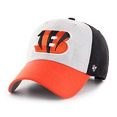 big sale 87b38 6d7fb Adult  47 Brand Cincinnati Bengals Team Color Adjustable Cap