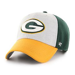 Adult '47 Brand Green Bay Packers Team Color Adjustable Cap