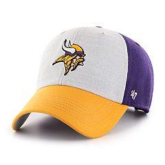 Adult '47 Brand Minnesota Vikings Team Color Adjustable Cap