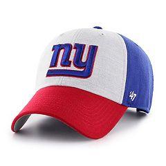 Adult '47 Brand New York Giants Team Color Adjustable Cap