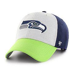Adult '47 Brand Seattle Seahawks Team Color Adjustable Cap