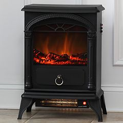 Fire Sense Vernon Electric Fireplace Heater