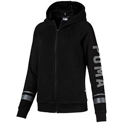 Women's PUMA Athletic Zip-Up Hoodie