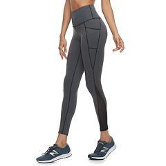 Women's Tek Gear® Performance Side Pocket Midrise Leggings