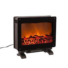 Fire Sense Elegante Electric Fireplace Heater