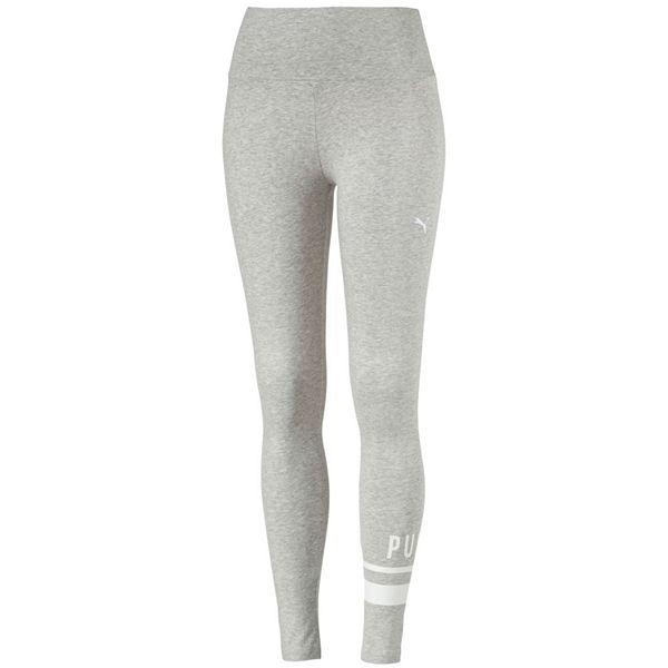 disfruta del mejor precio 60% de descuento atesorar como una mercancía rara Women's PUMA Athletic Logo High-Waisted Leggings