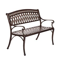 Patio Sense Simone Indoor / Outdoor Bench