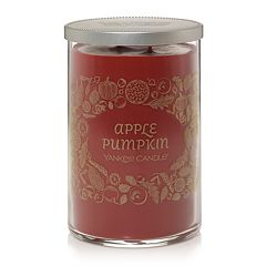 Yankee Candle Apple Pumpkin 22-oz. Decor Glass Candle