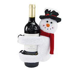 St. Nicholas Square® Snowman Wine Hugger
