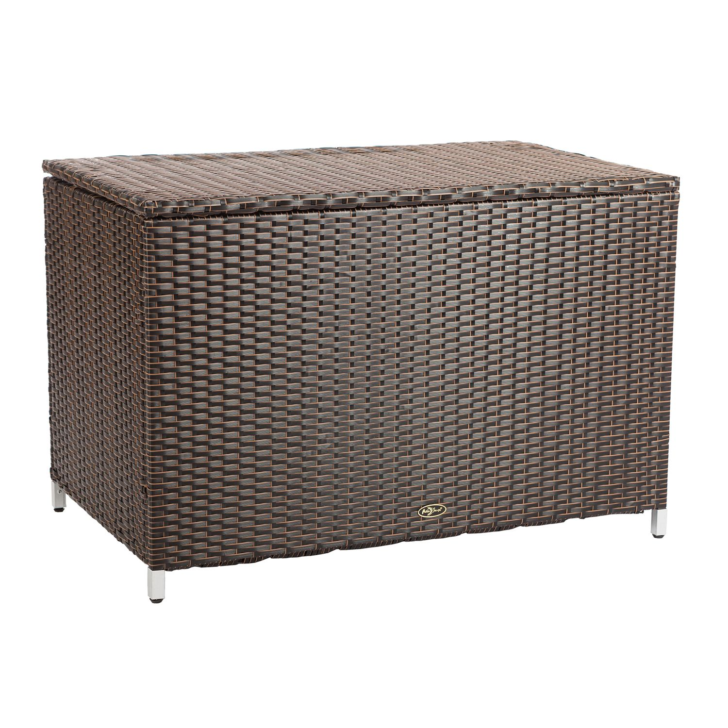 Patio Sense Hayden Indoor / Outdoor Storage Deck Box