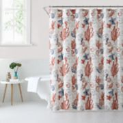 1888 Mills Coastal Dream Shower Curtain