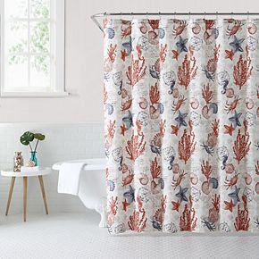 1888 Mills Coastal Dream Shower Curtain