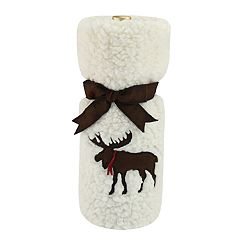 St. Nicholas Square® Sherpa Moose Bag Wine Cover