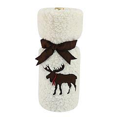 St. Nicholas Square® Sherpa Moose Bag Wine Cover